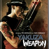 Glorious images from sci-fi action thriller Yakuza Weapon