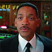 Is Will Smith going to pimp-slap the shizznit out of Andy Warhol in this trailer for Men in Black 3