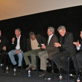 Images from a Planet of the Apes marathon and panel event