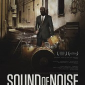 Details, trailer and images from the musical crime comedy Sound of Noise