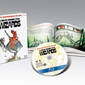 Win a 35th Anniversary Edition Blu-ray and Book of Ralph Bakshi's cult classic animated film Wizards
