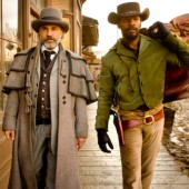 First official images from Quentin Tarantino's western epic Django Unchained