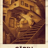 Alamo Drafthouse and Mondo create custom poster for The Cabin in the Woods