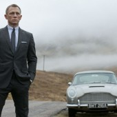 New images from the next Bond thriller Skyfall