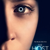 Check out the first poster for sci-fi thriller The Host