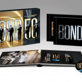 MGM reveals details on James Bond's upcoming Bond 50