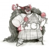 Disney reveals new batch of concept art from Brave