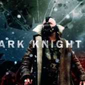 The Dark Knight Rises poster series