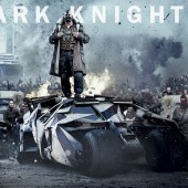 Dark Knight Rises Poster Series