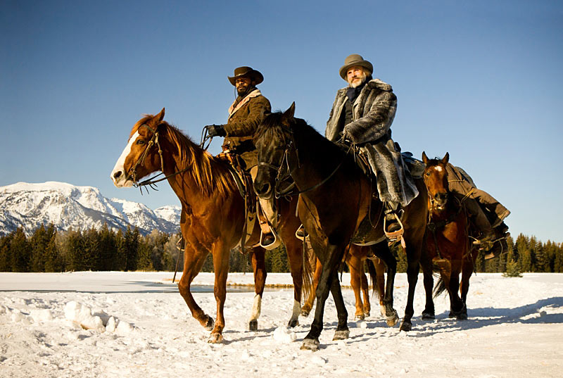 The Hateful Eight will be Quentin Tarantino's next film