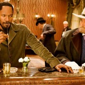 New photos of Jamie Foxx and Leonardo DiCaprio from Quentin Tarantino's western Django Unchained