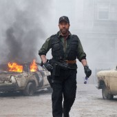 New images and another character poster from The Expendables 2