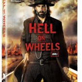 Win a copy of Hell on Wheels: The Complete First Season on Blu-ray or DVD