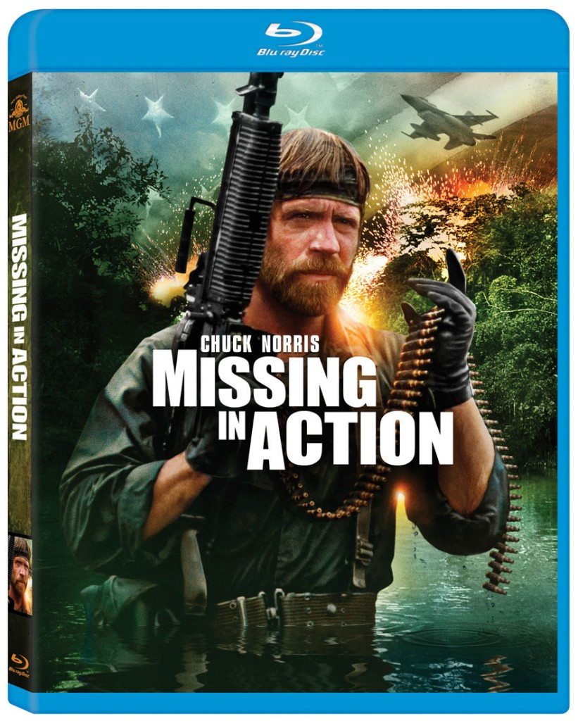 Chuck Norris and Charles Bronson return to kick ass in high definition