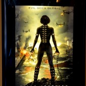 New Resident Evil: Retribution trailer plus details, photos and video of Milla Jovovich at today's footage reveal in NYC