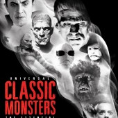 Eight chilling Universal Classic monster movies coming to Blu-ray for first time