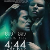 Win a Blu-ray copy of Bad Lieutenant director Abel Ferrara's new film 4:44 Last Day on Earth