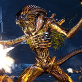 Iconic designer of the future Syd Mead brings Aliens to #SDCC San Diego Comic-Con 2012
