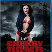 Win one of three copies of grindhouse revenge thriller Cherry Bomb on Blu-ray
