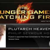 Philip Seymour Hoffman joins cast of The Hunger Games: Catching Fire