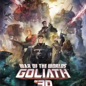 #SDCC Kevin Eastman and Adrian Paul hosting free screening of animated sci-fi epic War of the Worlds: Goliath at Comic-Con 2012