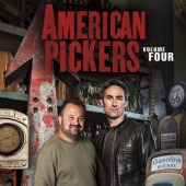 Win a copy of American Pickers Volume 4 on DVD