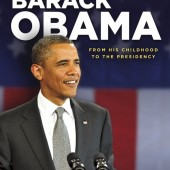 Win a copy of the Barack Obama Biography on DVD