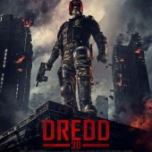 Lionsgate reveals final poster for sci-fi reboot Dredd 3D