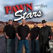 Win the Pawn Stars Volume Five DVD set