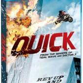 Win a copy of the action thriller Quick
