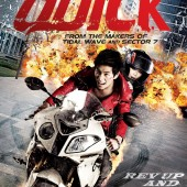 New clips from action thriller Quick now online