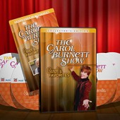 Win a 6 disc DVD set of The Carol Burnett Show