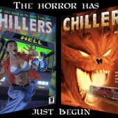 Daniel Boyd cult classic horror film Chillers released on DVD for first time