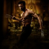 First image of Hugh Jackman from The Wolverine online