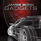 #jamesbond #skyfall Win a copy of the compelling look at James Bond's Gadgets