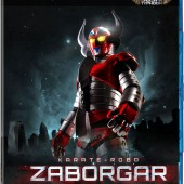 Win a copy of the martial arts comedy thriller Karate-Robo Zaborgar
