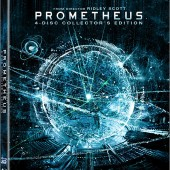 Ridley Scott's sci-fi epic Prometheus coming to disc in three editions