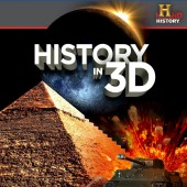 Win a copy of the stunning series History in 3D