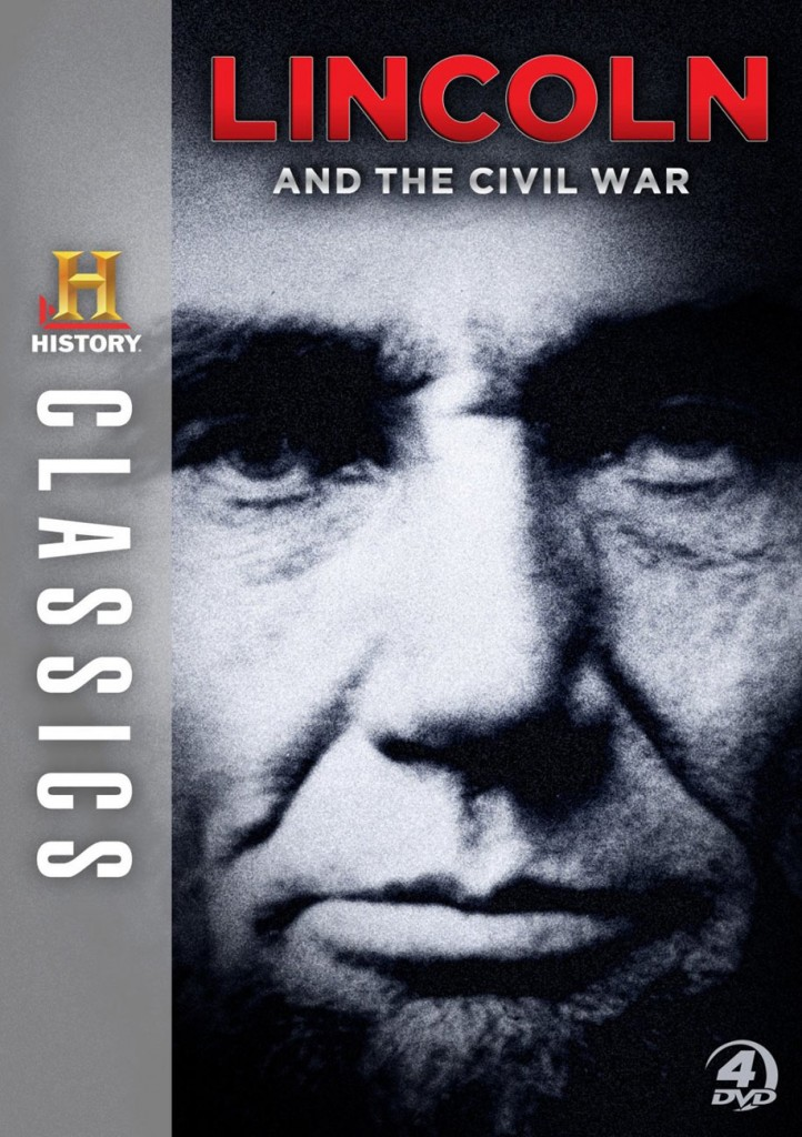 Win 1 of 5 copies of Lincoln and the Civil War on DVD