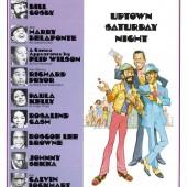 Jeff Shakoor rewriting Uptown Saturday Night remake for Will Smith
