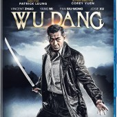 Win a copy of the kung fu epic Wu Dang on Blu-ray