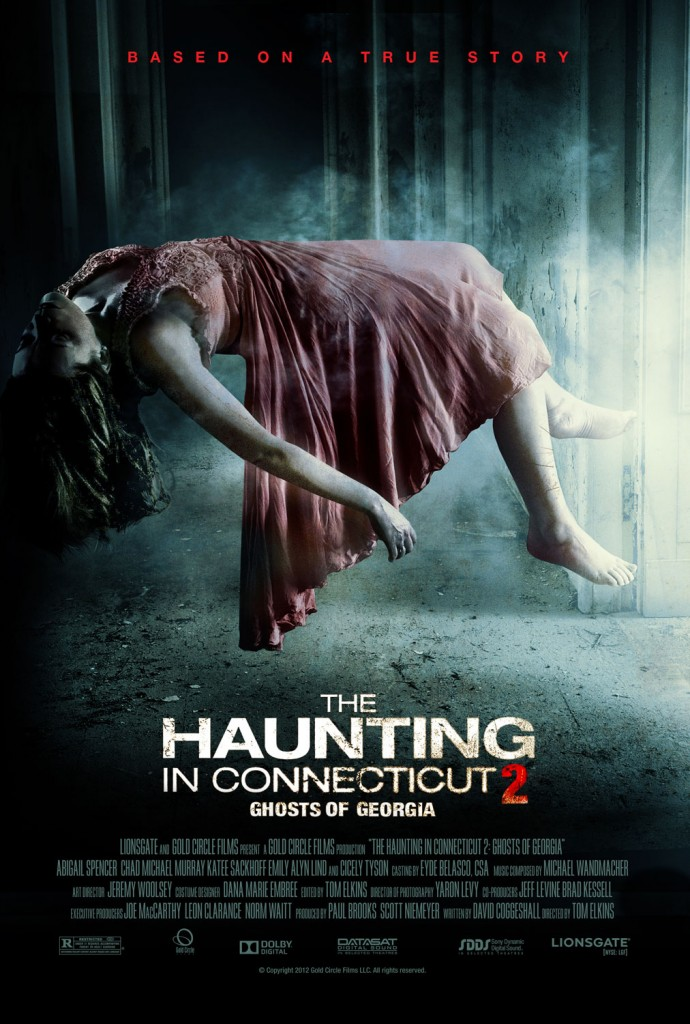 Trailer and poster for A Haunting in Connecticut 2: Ghosts of Georgia