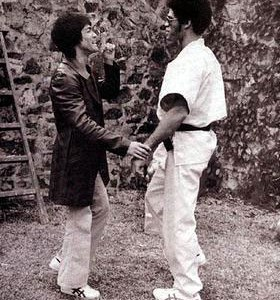 Martial arts film icon Jim Kelly launches website