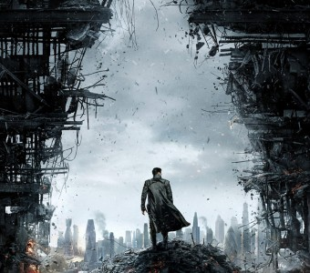New poster for Star Trek Into Darkness
