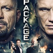 Stills, artwork from action thriller The Package