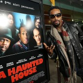 Photos from Marlon Wayans' A Haunted House L.A. premiere