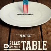 New poster from documentary A Place at the Table