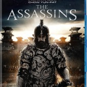 Win one of 3 Blu-ray copies of action-adventure The Assassins