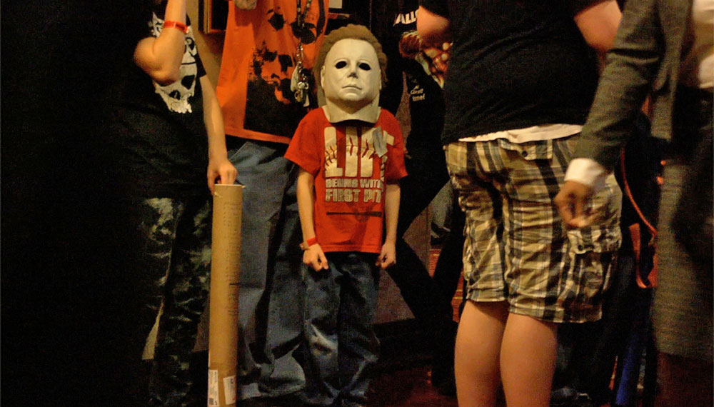 Fantasm horror convention documentary now shooting ...