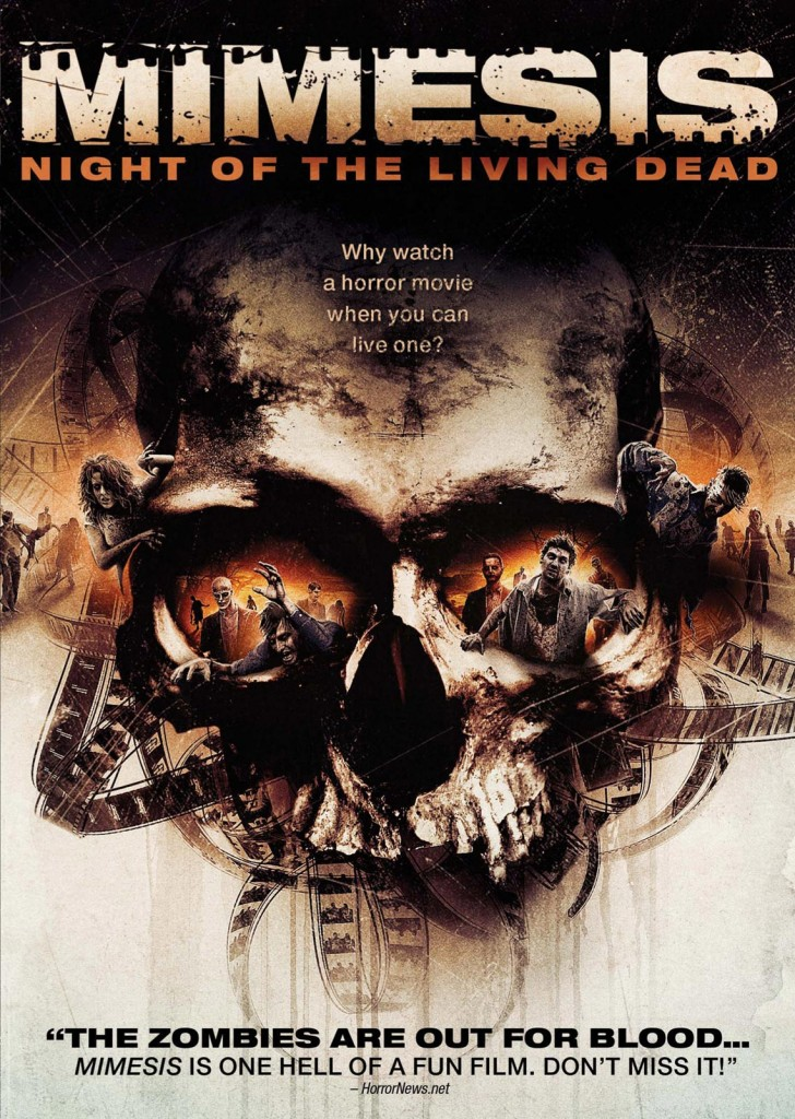 Win festival favorite horror flick Mimesis on Blu-ray